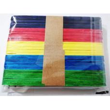 Renkli Ahşap Dil Çubukları