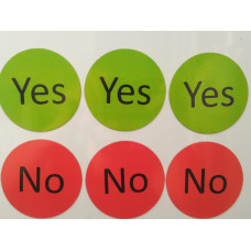 Yes - No Magnet